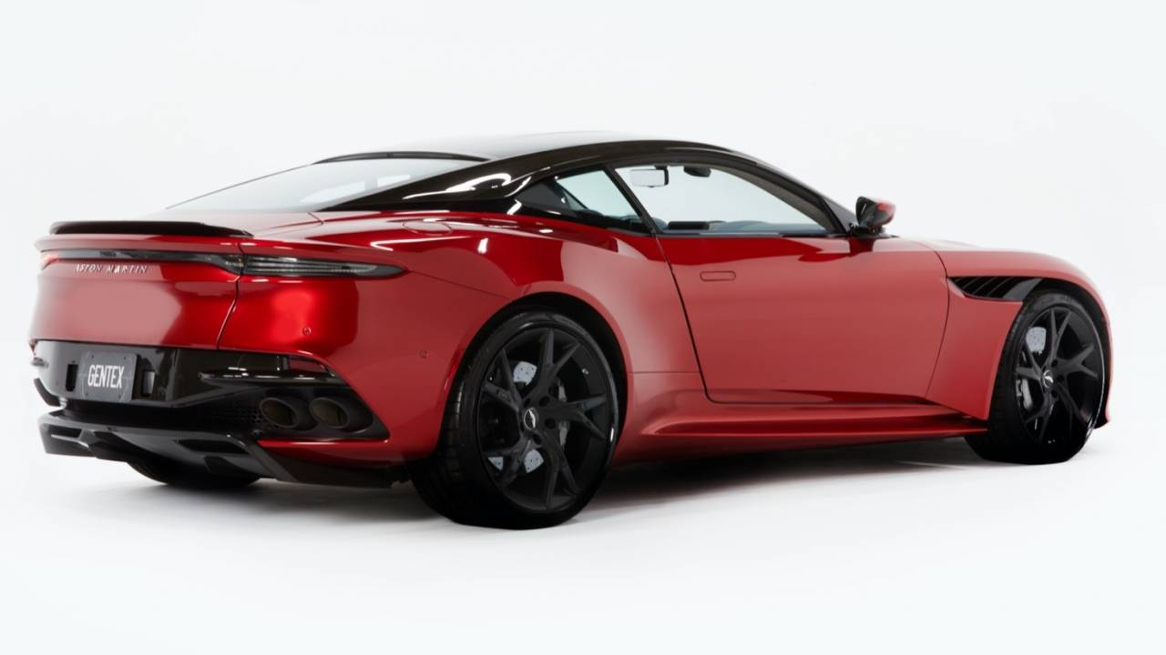 This Aston Martin prototype has a genius camera system