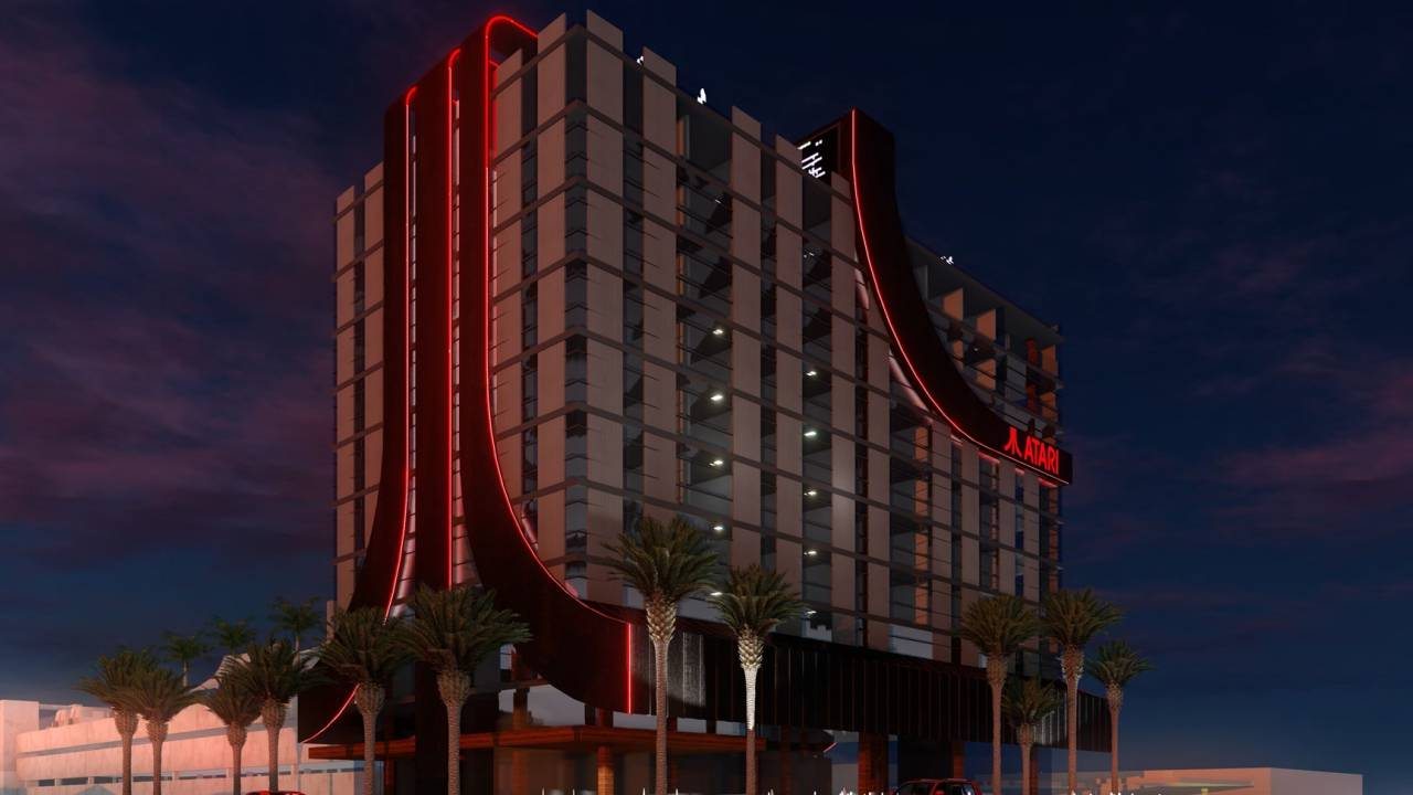 Atari Hotels will put the gaming brand's legacy to the test
