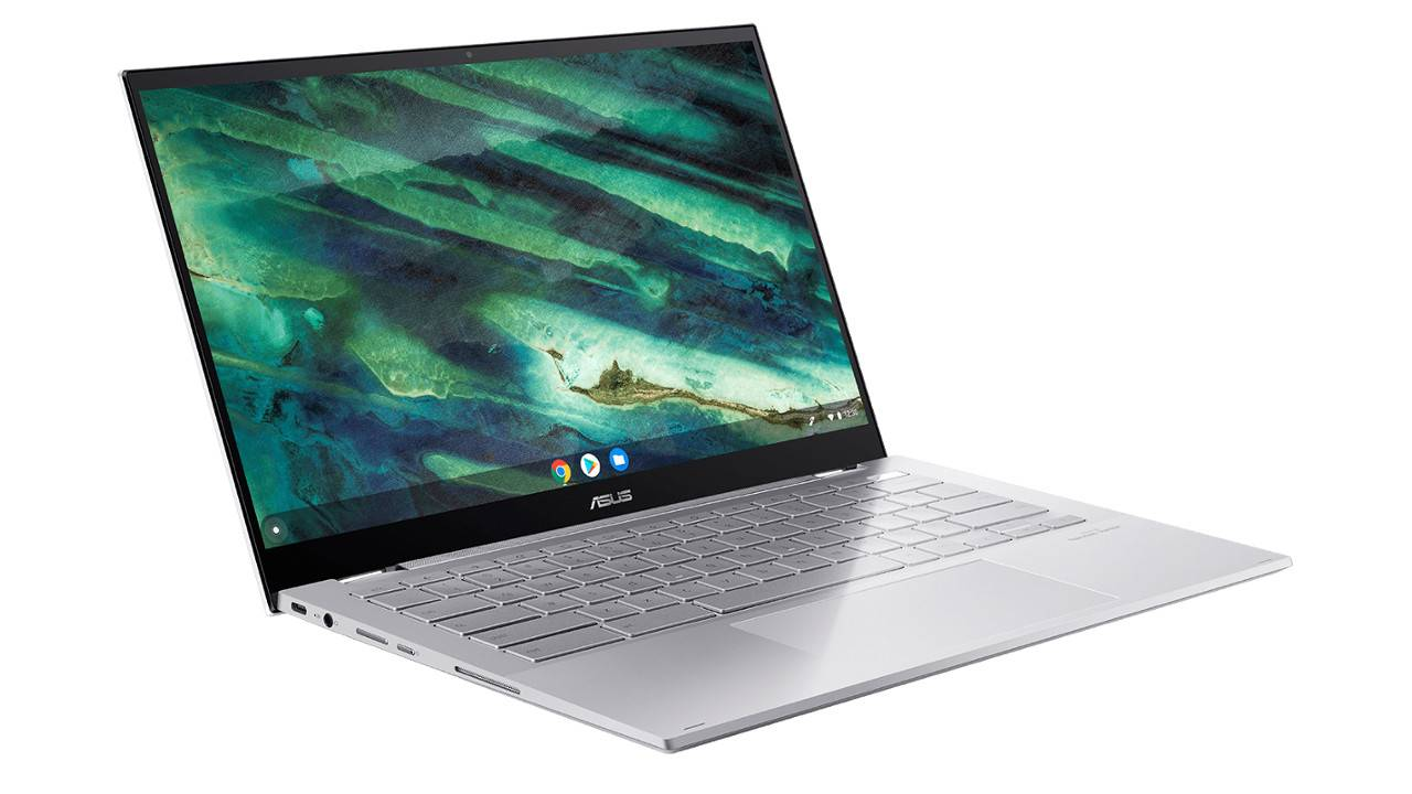 ASUS Chromebook Flip C436 challenges Galaxy Chromebook for CES crown