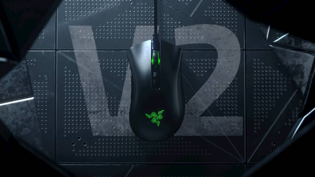Razer reveals DeathAdder V2 and Basilisk V2 gaming mice