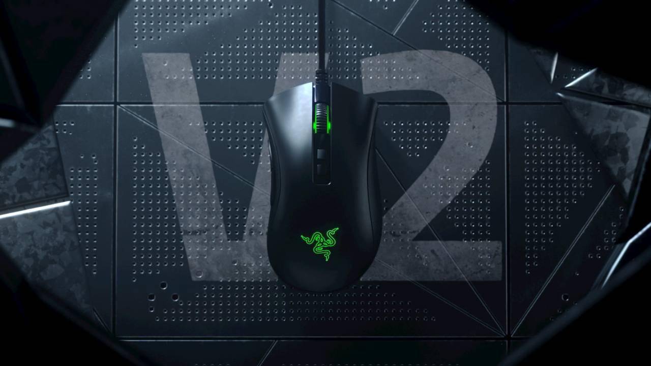 Razer reveals DeathAdder V2 and Basilisk V2 gaming mice