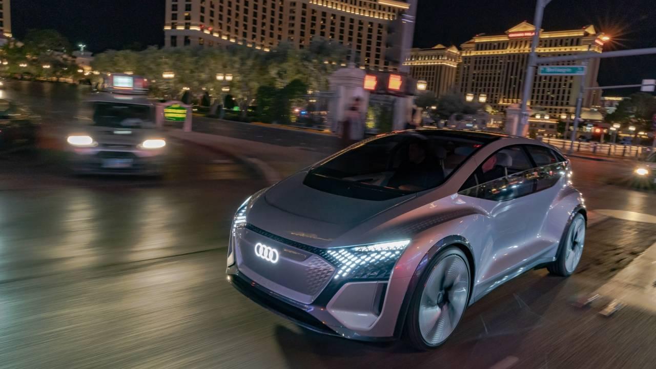 Audi AI:Me Concept Gallery