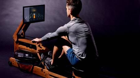 Ergatta Digital Rower uses a gaming platform to incentivize fitness