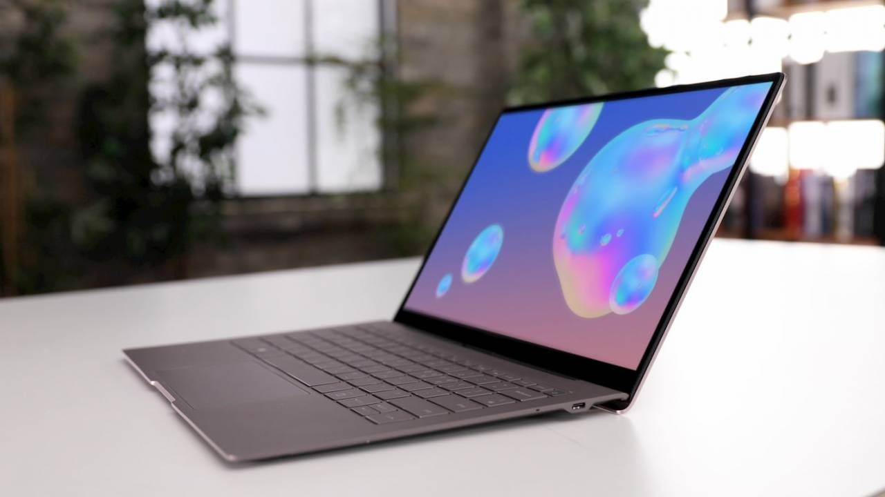 Samsung Galaxy Book S is now up for pre-order