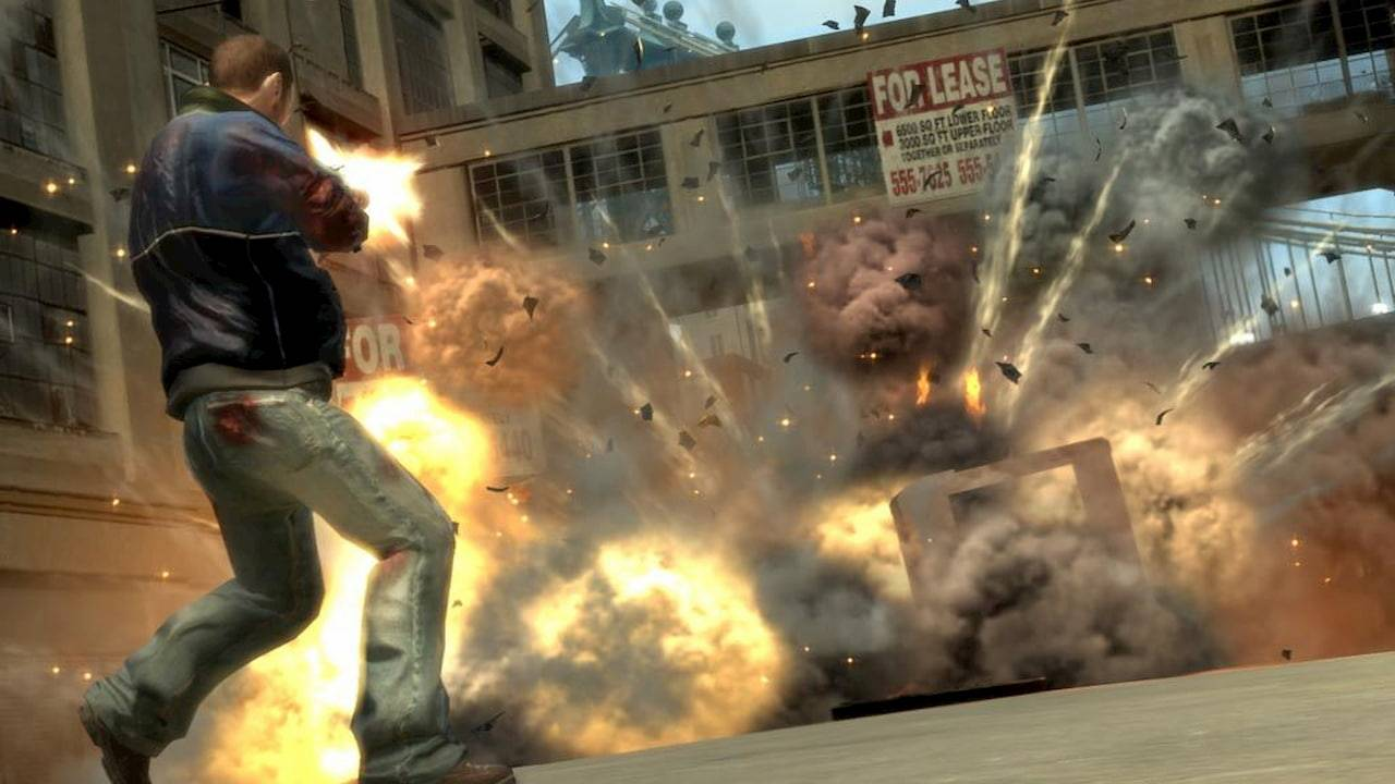 Grand Theft Auto IV PC pulled from sale and it's Games for Windows' fault