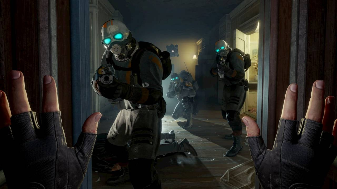 Valve Index got a major sales boost from Half-Life: Alyx