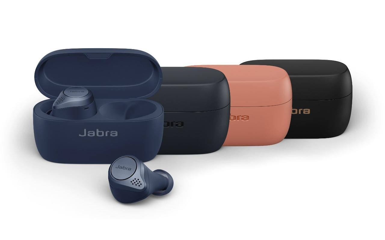 Jabra Elite Active 75t Elite 45h Earphones Drown Out The Ces 2020 Crowd Slashgear