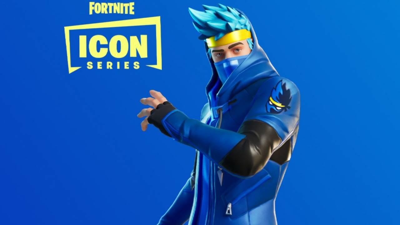 Fortnite is giving Ninja his own skin