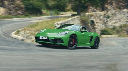 Porsche 718 Cayman and Boxster GTS 4.0 woo purists with flat-six and stick