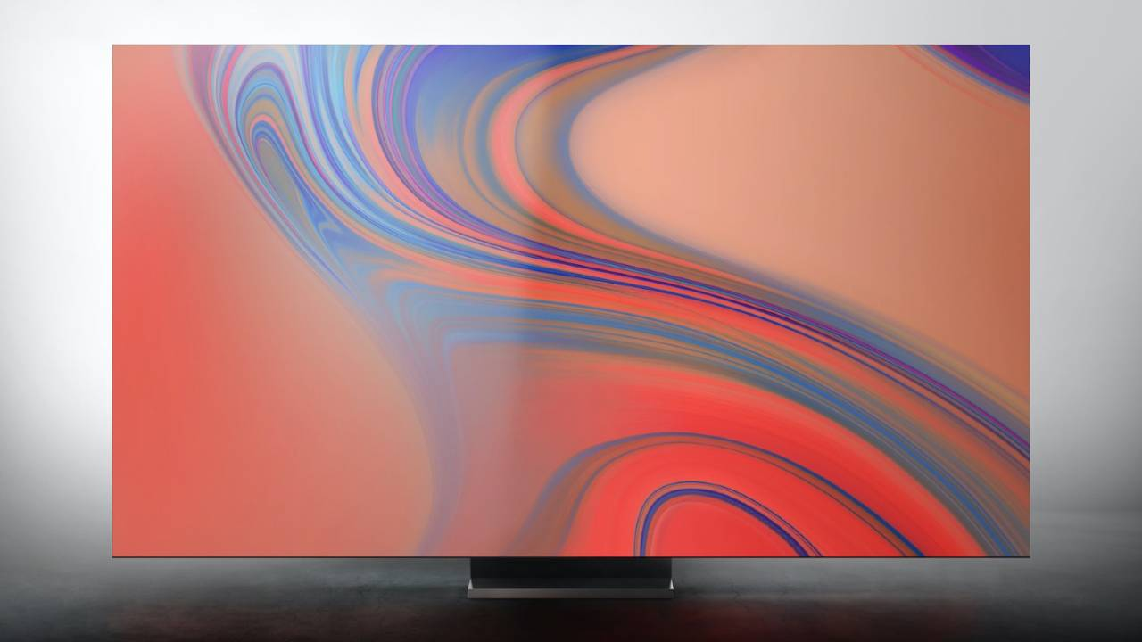 Samsung teases Q950TS QLED bezel-free and AI-powered 8K TV