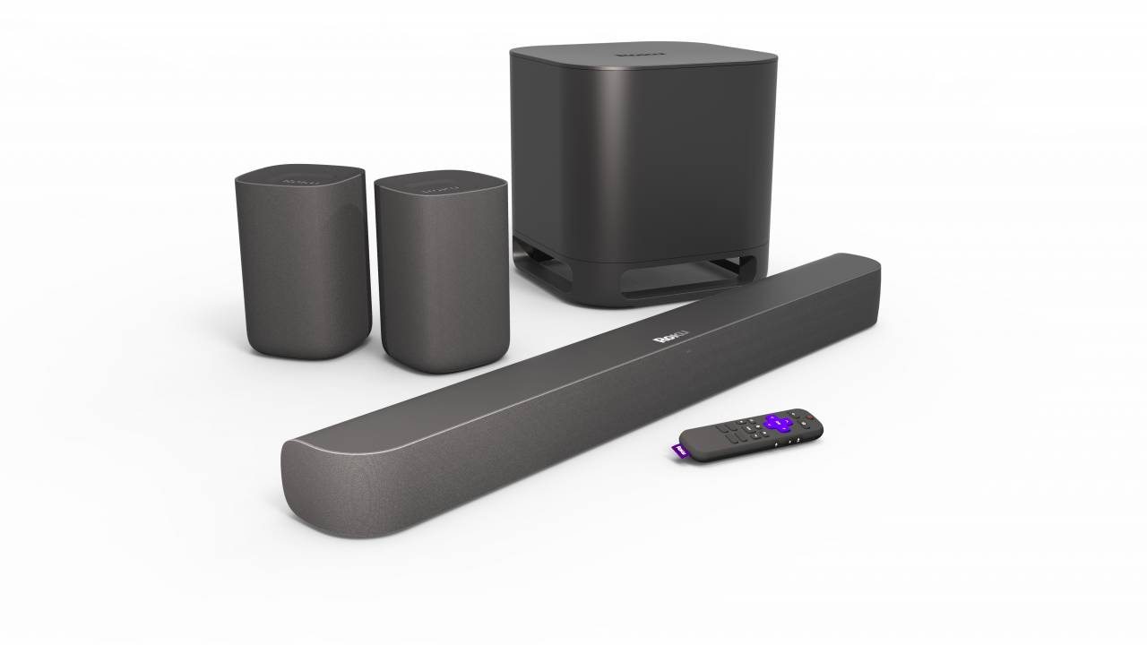 Roku update brings surround sound to Smart Soundbar