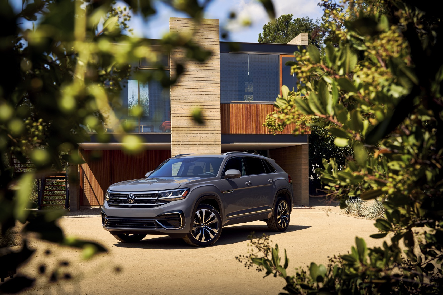 2020 Vw Atlas Cross Sport Pricing Confirmed Two Row Suv