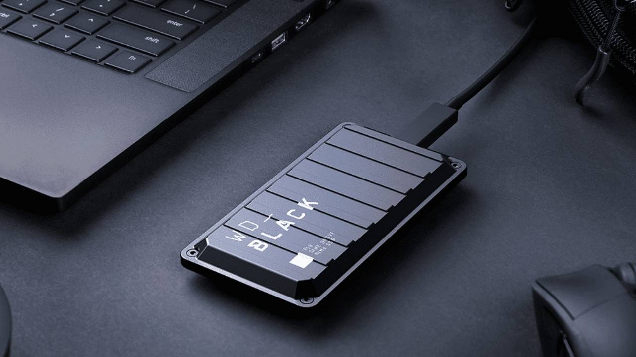 Western Digital brings pocket-sized 8TB SSD prototype and more to CES 2020