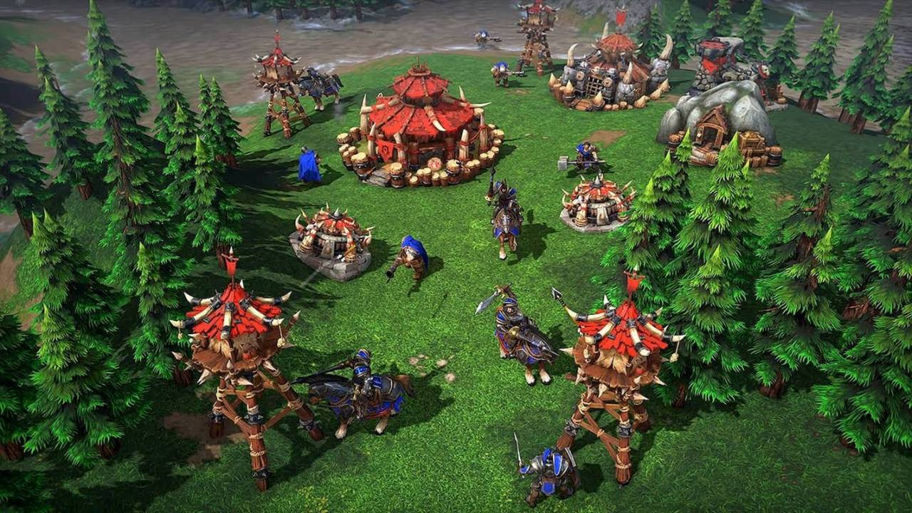 Warcraft 3: Reforged is here and gamers don't seem happy