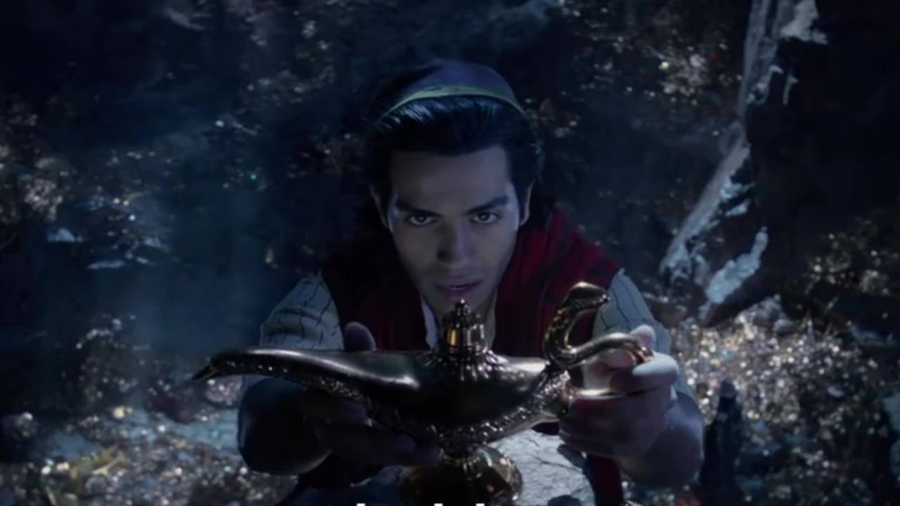 Disney+ begins 2020 with a teaser of upcoming content including Aladdin
