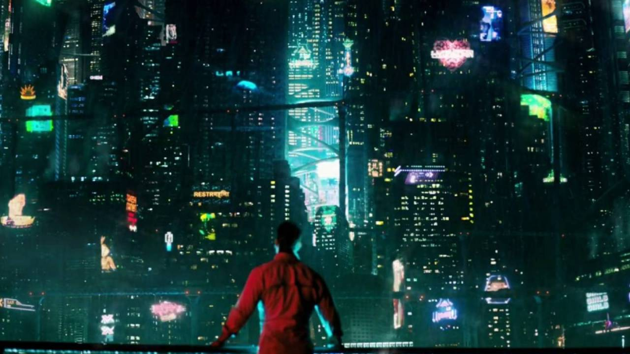 Netflix's Altered Carbon returns for season two in February