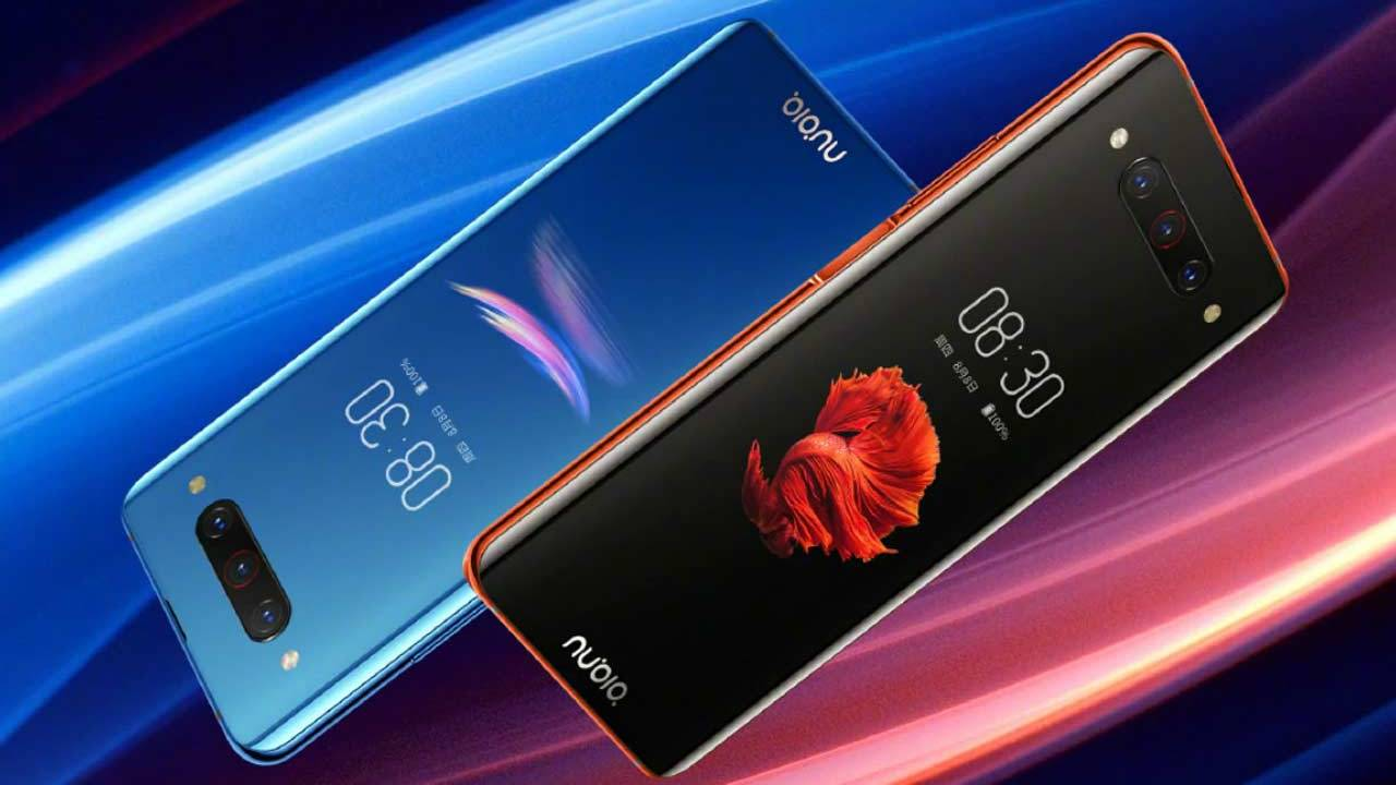 Nubia Z20 2-sided phone just got a price cut