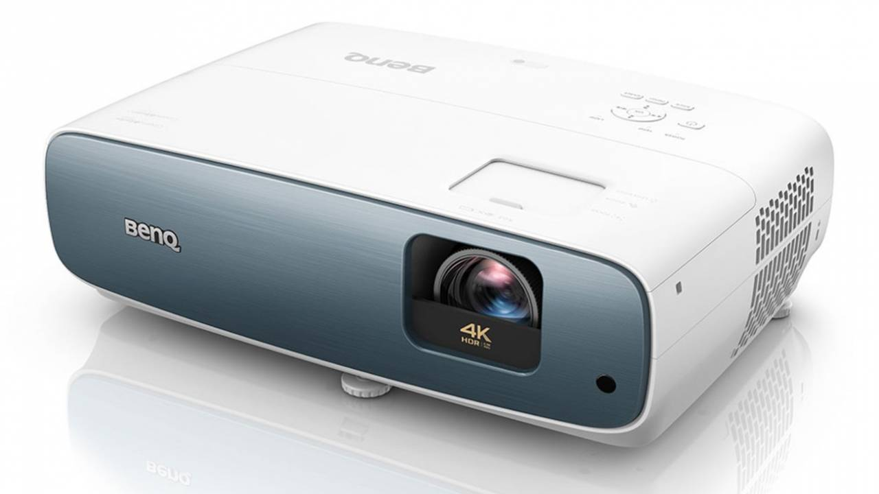 BenQ TK850 4K HDR10 projector is made for bright rooms and sports