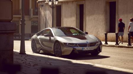 BMW i8 sports car gets the axe in April