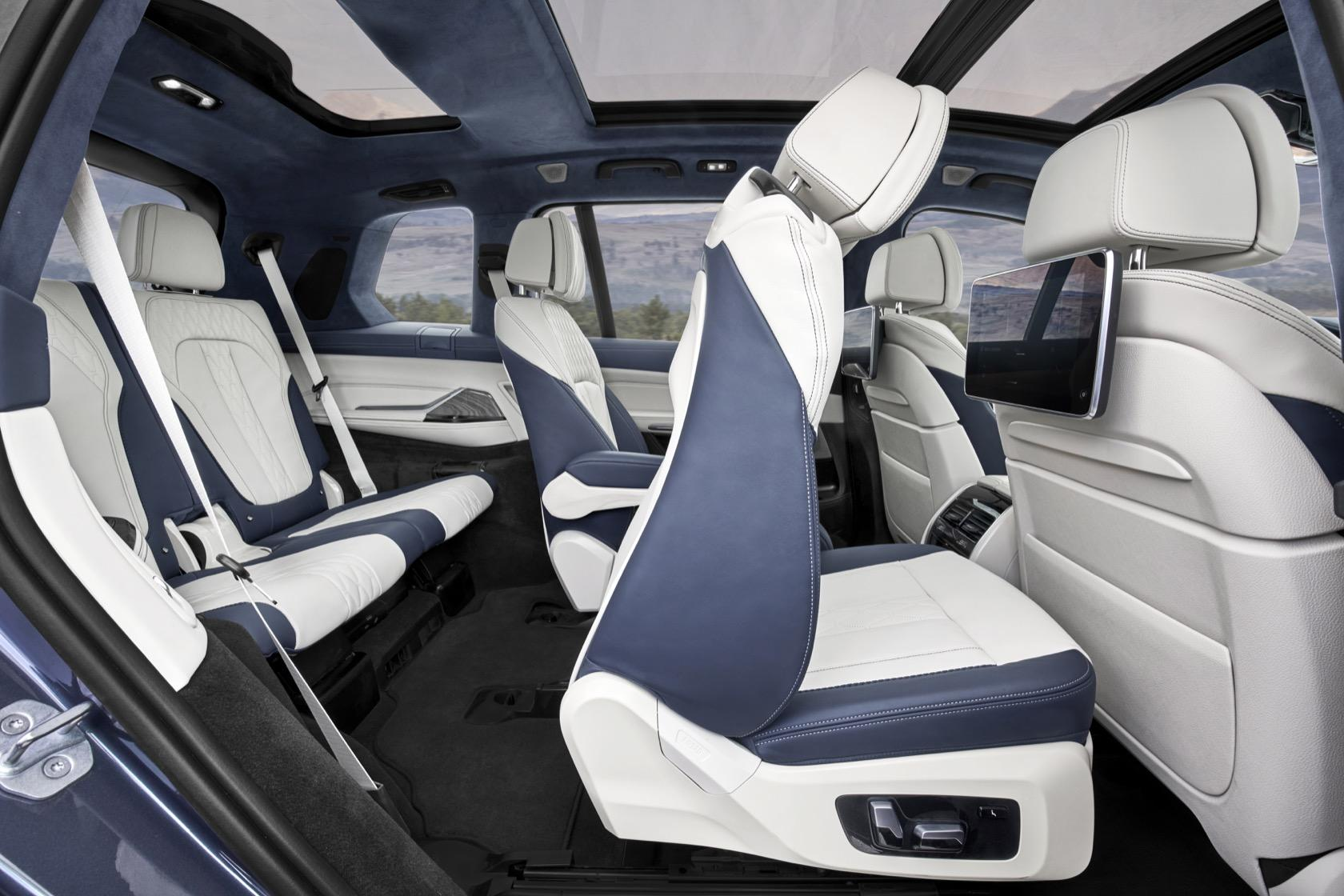 2020 BMW X7 Suv Series Performance and New Engine