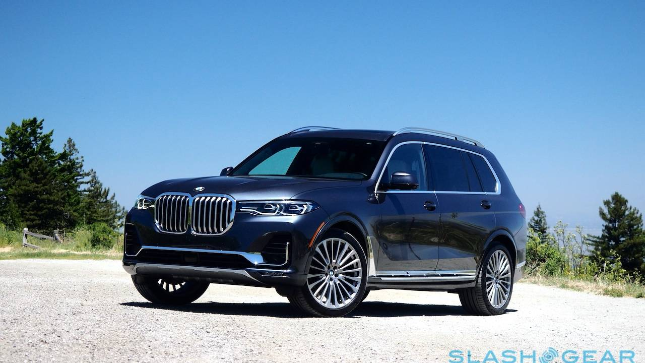 Big, brash and potent, the BMW X7 SUV makes some serious claims