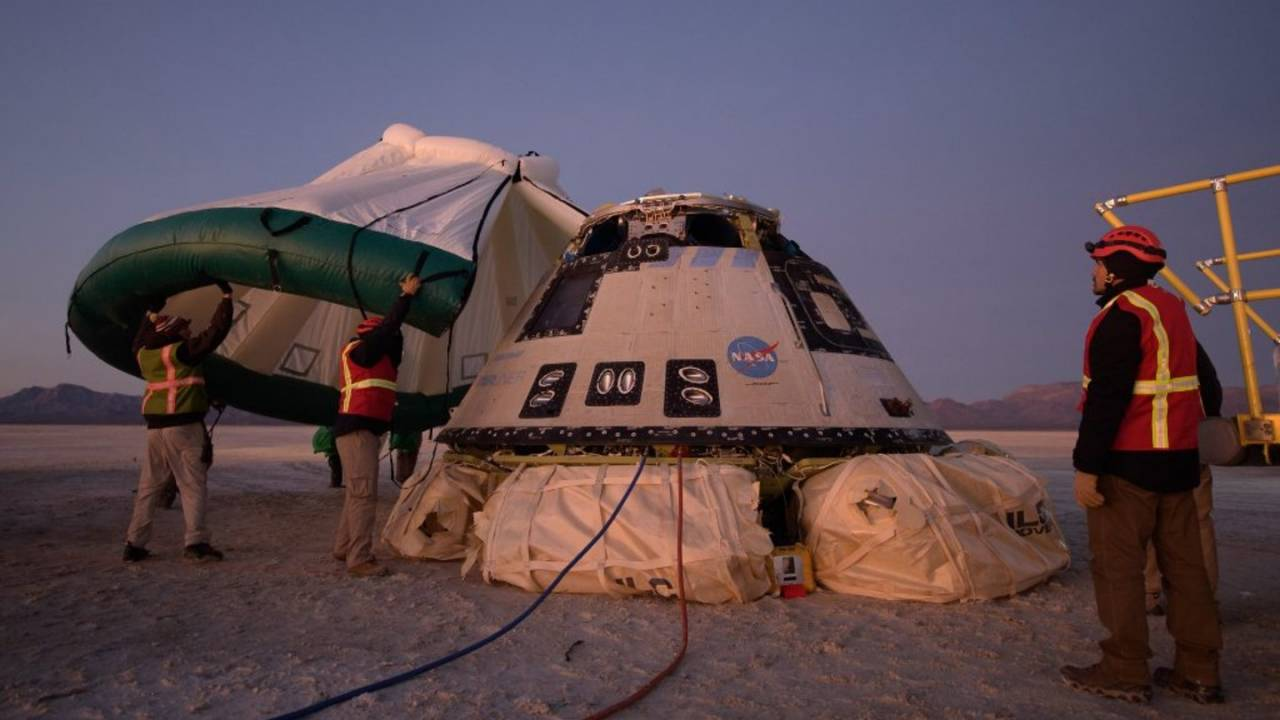 NASA and Boeing will form a team to investigate Starliner glitch