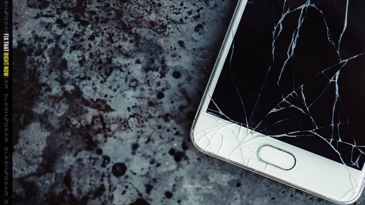 Sprint $50 Samsung phone screen fix seems to be a true loss leader