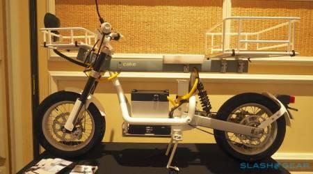 CAKE Osa+ e-bike Gallery