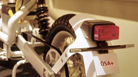 CAKE's glorious Osa+ e-bike hides a wake-up call in its details