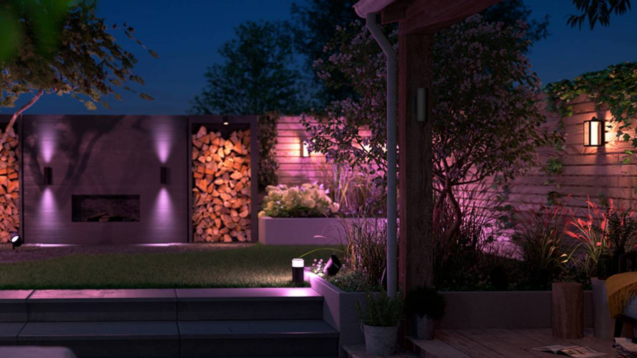 Philips Hue adds outdoor lamps, Sync TV voice control and refines Zones