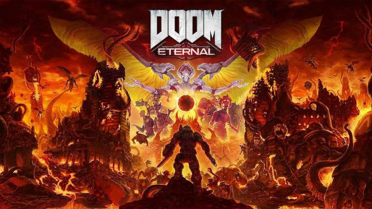 DOOM Eternal won't include microtransactions