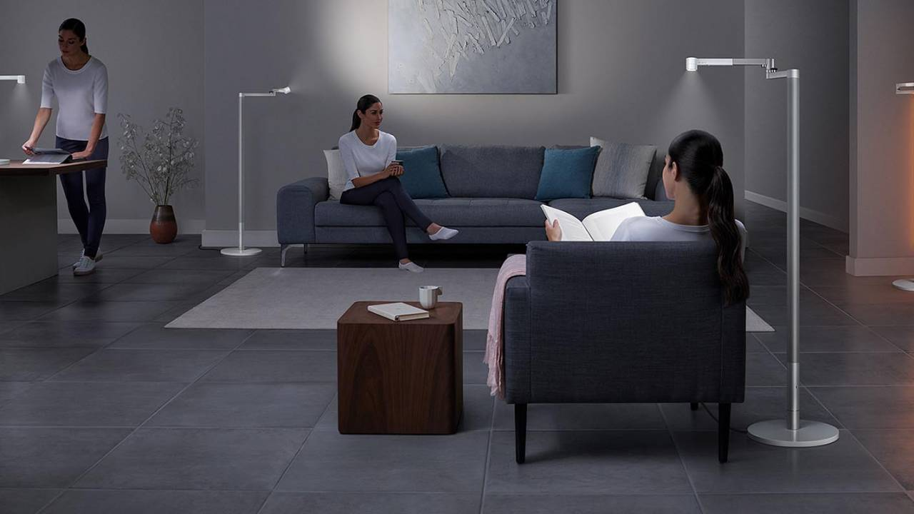 Dyson Lightcycle Morph offers personalized light with daylight tracking