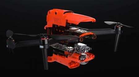 EVO 2 folding 8K camera drone will take on DJI