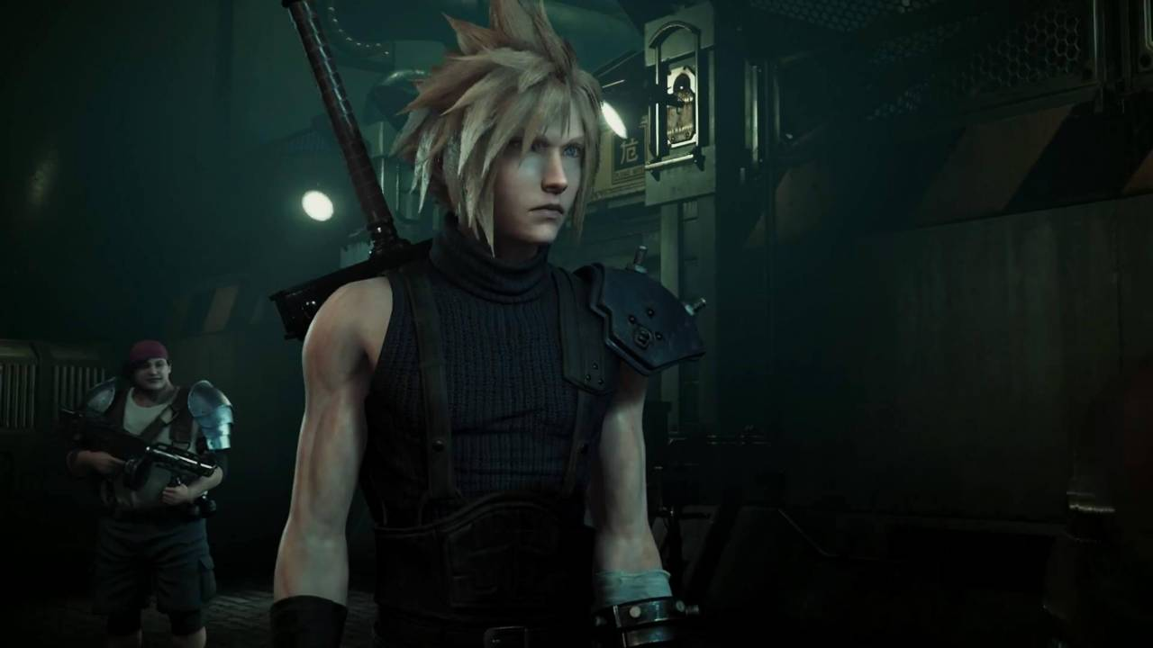 Final Fantasy VII Remake demo leaks online, which means spoilers are out there