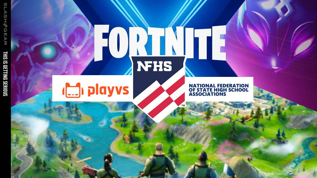 Fortnite is now an official high school sport – yes, really [UPDATE]