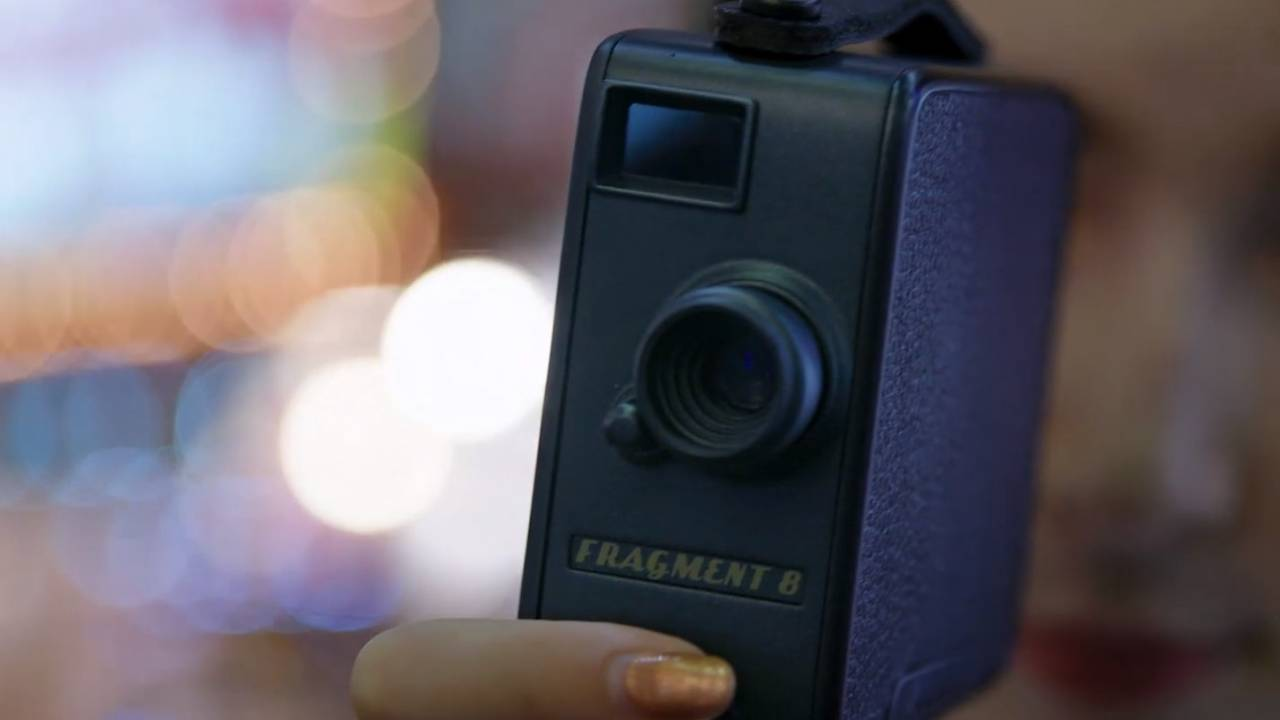 Fragment 8 retro camera shoots digital videos and old school GIFs