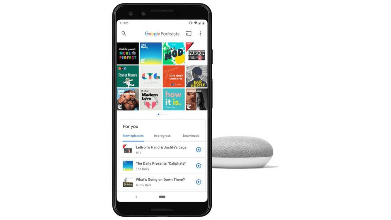 Google Podcasts app gets another big Android feature