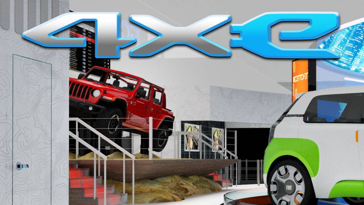 Jeep 4xe Gives Electric Suvs A Special Badge Slashgear