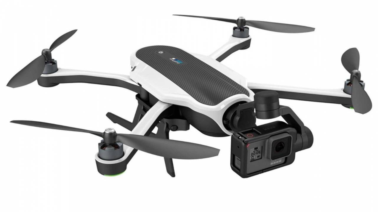 GoPro Karma firmware update finally fixes drone flight issues