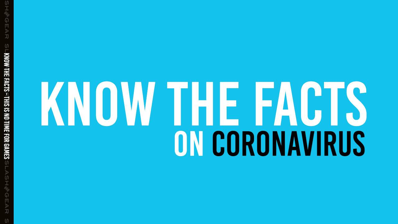 Coronavirus fake news is everywhere: Now sites say they're pushing back