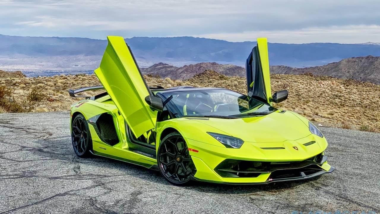 Lamborghini Aventador SVJ Roadster First Drive: Era-defining