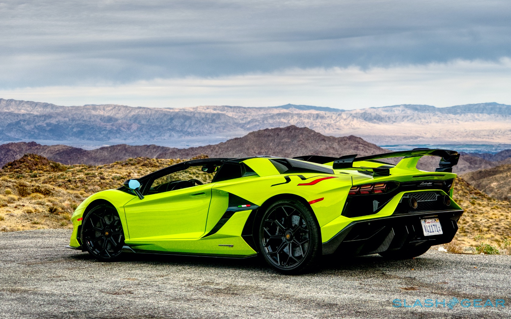 Lamborghini Aventador Svj Roadster First Drive Era Defining