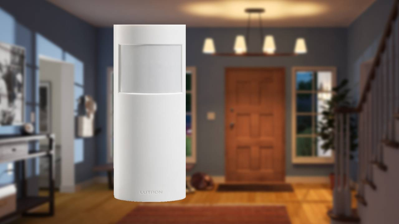 Lutron Caseta Smart Motion Sensor and Repeater boost connected lighting