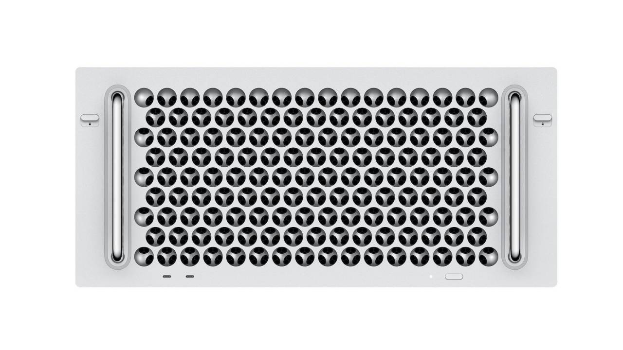 Mac Pro Rack version up for order as Apple releases second style
