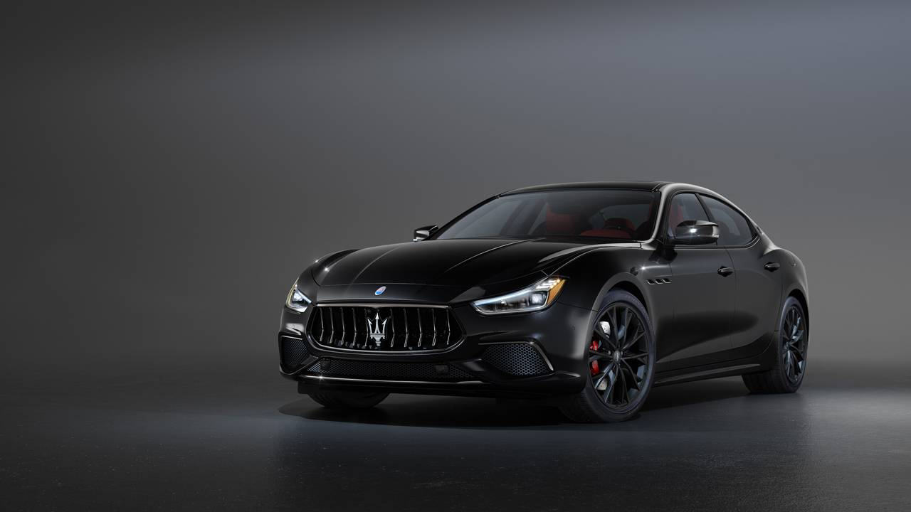 2020 Maserati Edizione Ribelle series is limited to 225 vehicles