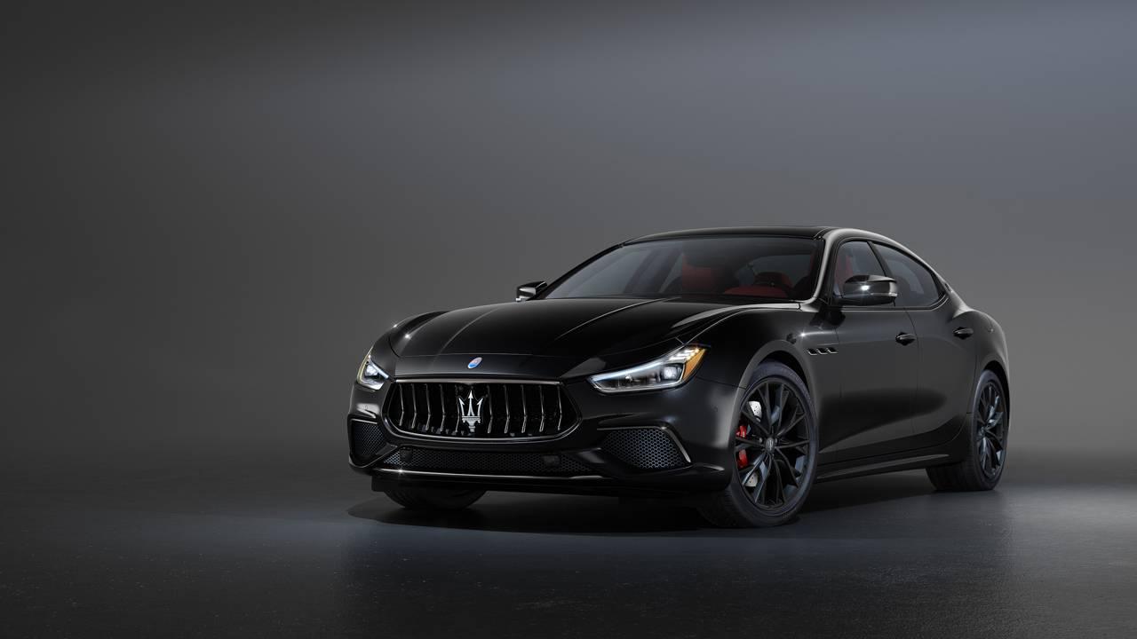2020 Maserati Edizione Ribelle series is limited to 225 vehicles