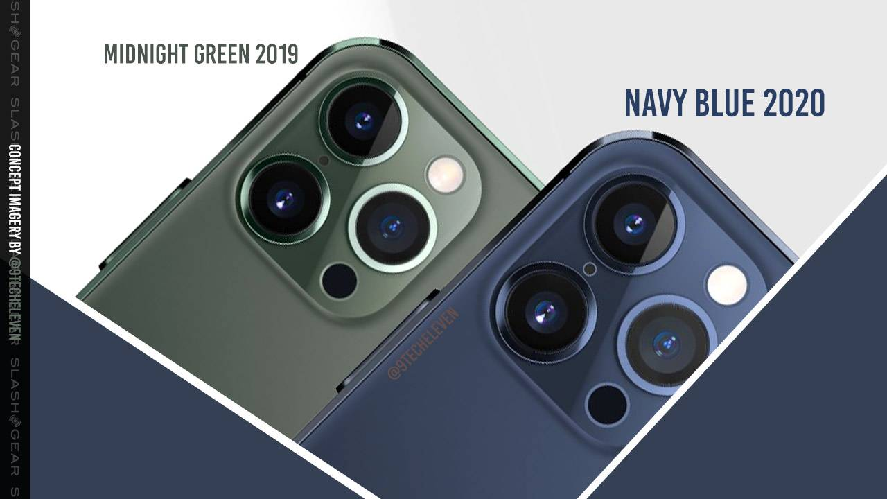 Which new iPhone 12 5G color will you choose? [UPDATE: Navy Blue tipped!]