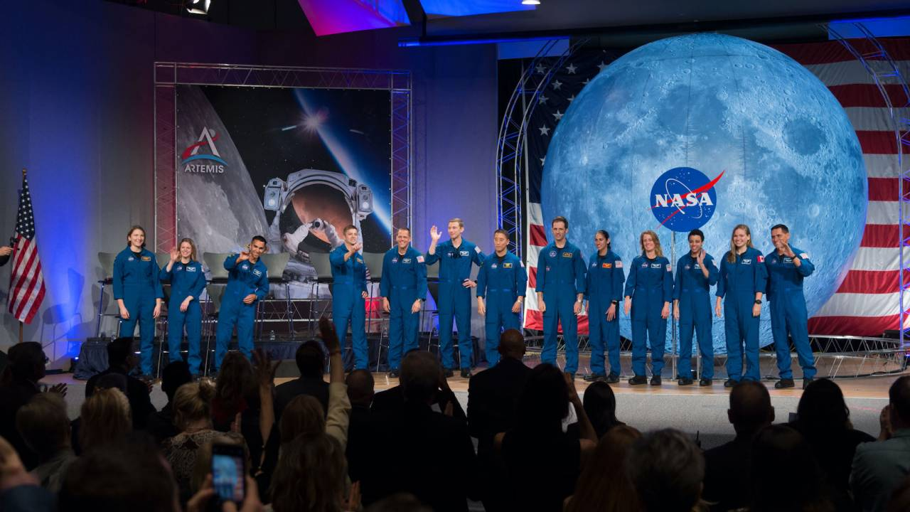 These are NASA's newest astronauts
