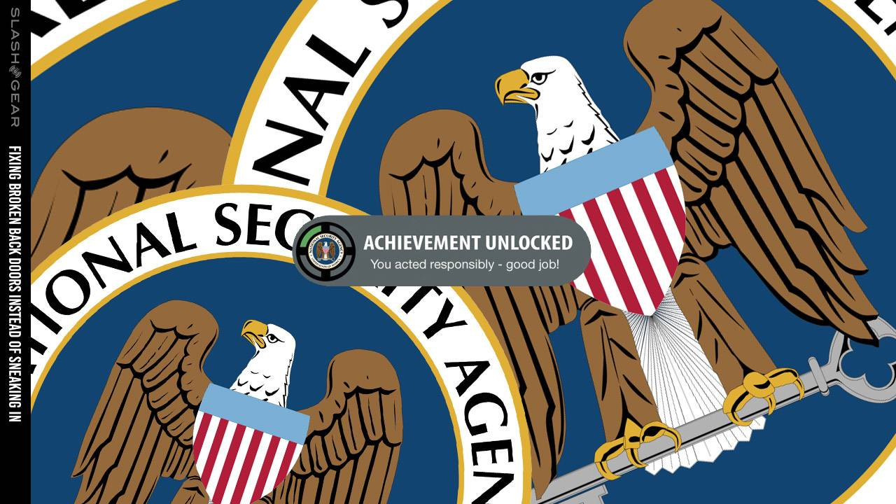 Today's Windows security update is historic: NSA is why