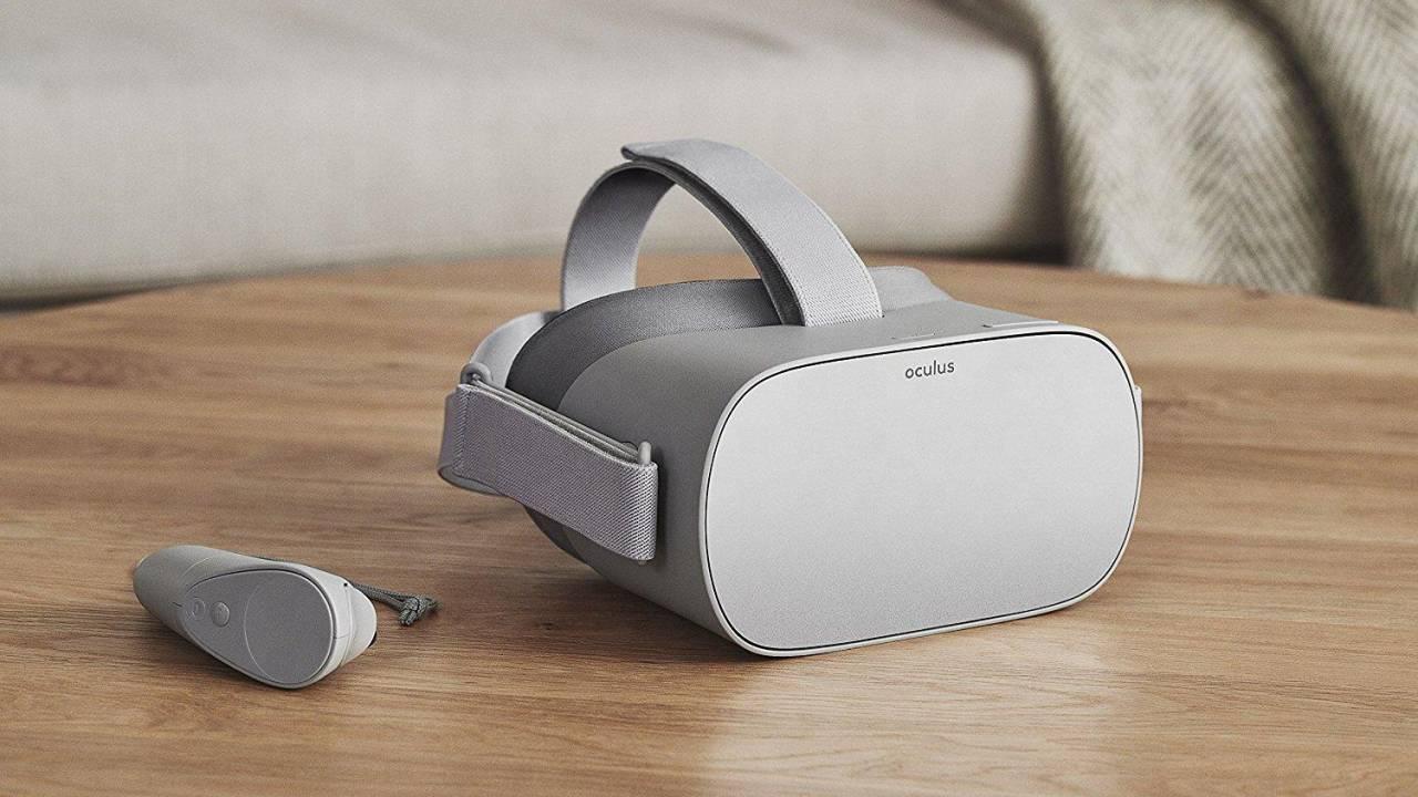 Oculus Go gets a permanent price cut